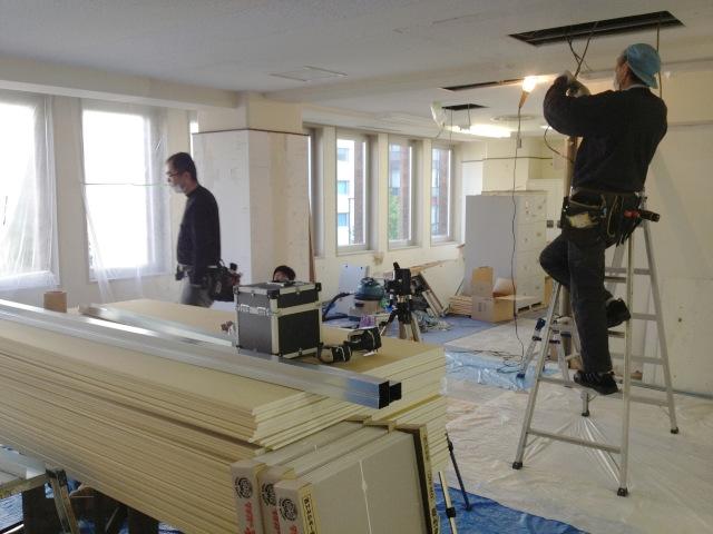 オフィスの内装工事はなぜ専門業者に任せたほうが良い?