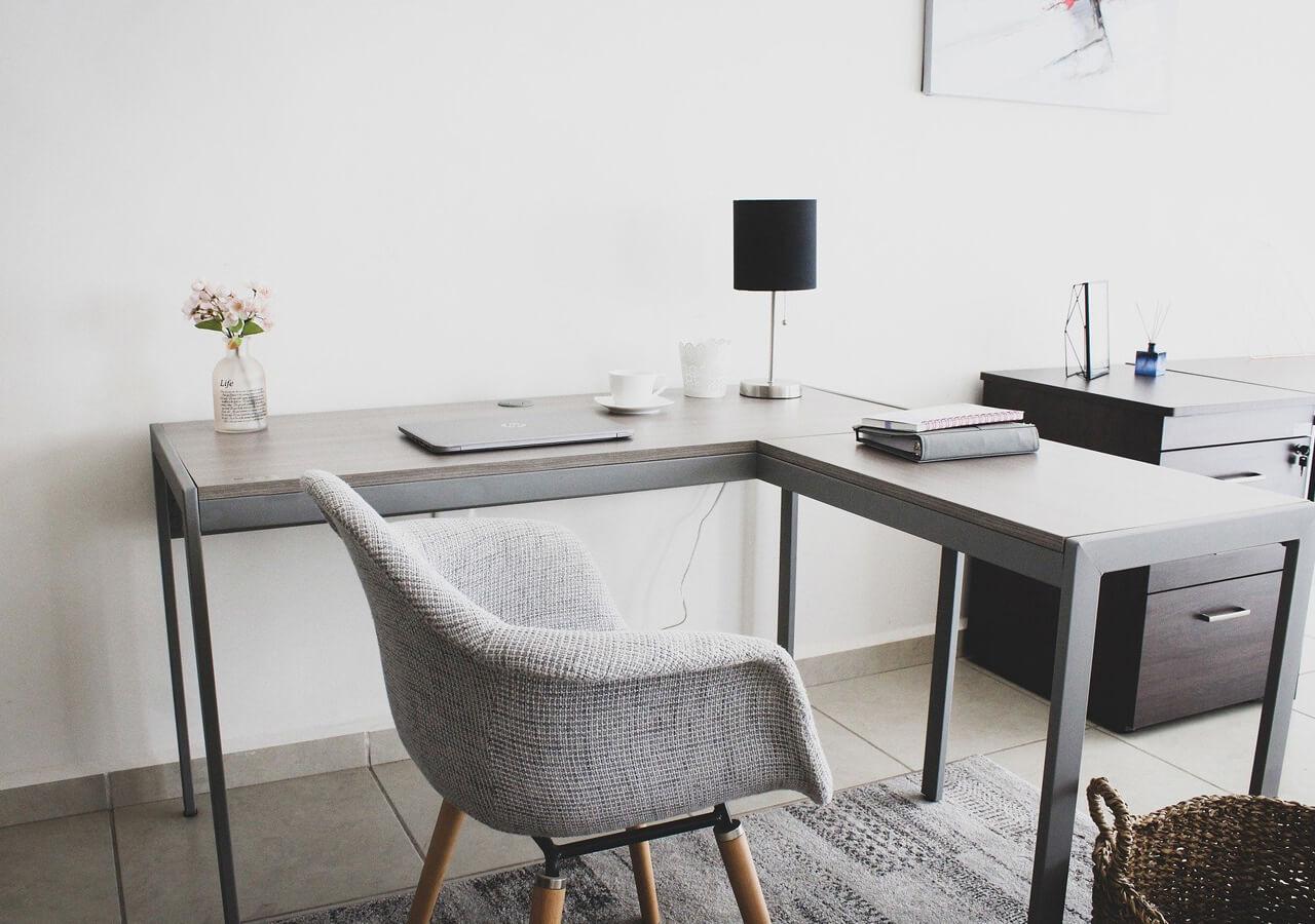 自宅をオシャレで快適なオフィスにするためのレイアウト実践編